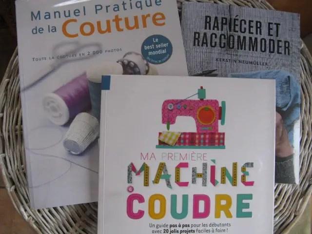 livres pour maîtriser la couture