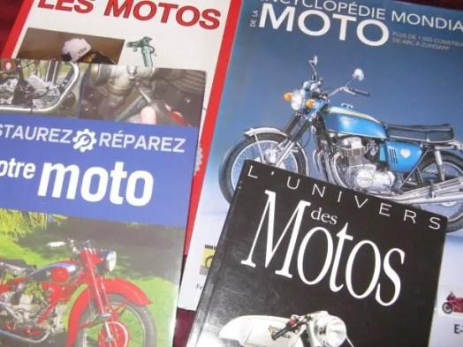meilleurs livres sur la moto