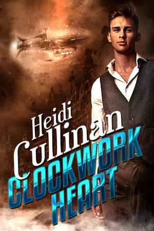 "Couverture de ""Clockwork Heart"""