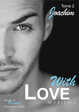 "Couverture de ""With Love"", tome 2"