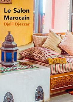 """Couverture de """"Le salon marocain"""""""