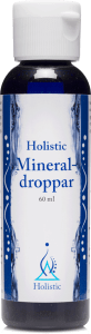 121341 -Mineraldroppar 60 ml (Holistic)