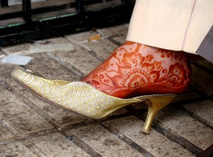 Henna_on_foot_in_Morocco
