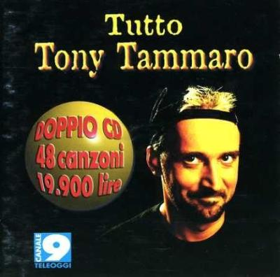 Tony Tammaro DoppioCD