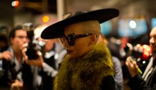 This is Amber Rose, who I enjoyed photographing much of the night.