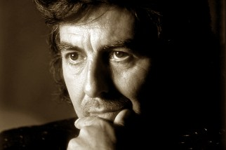 The Quiet Beatle, George Harrison.