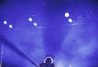 Joe Satrianai performing.