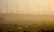 Palm Springs has some of the best wind farms in the world and just happens to be not terribly far from where I live.