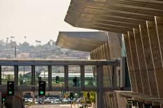 San Diego Airport main terminal.