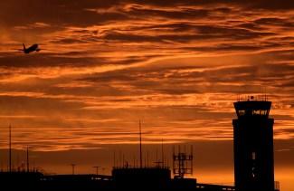 Sky Harbor International Airport, in Phoenix.