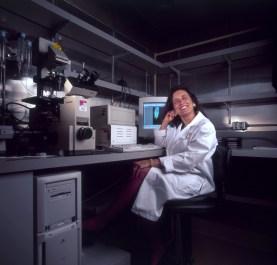 Roberta Diaz Brinton, Ph.D., professor at USC's Pharmaceutical School.