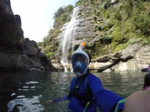 Bumod-Ok falls