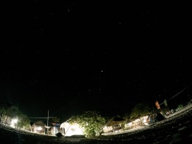 Calaguas Starry night