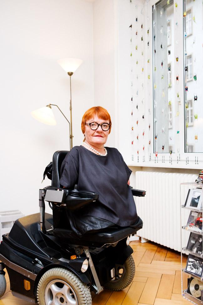 rencontre femme en fauteuil roulant
