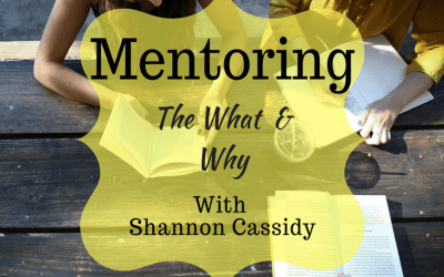 Recap: The What and Why of Mentoring