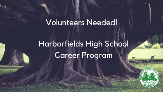 Volunteers Needed: Harborfields High School Career Program