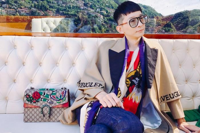 【精品】米蘭 Como 科摩湖私人快艇導覽|Gucci MTM 客製鞋款|Gucci 2018 春夏米蘭時裝秀邀請函