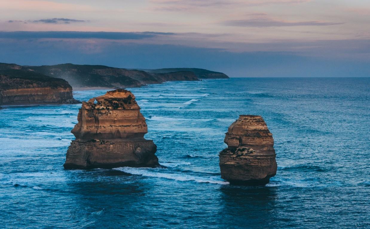 Melbourne Great Ocean Road Twelve Apostles Seascape Landscape photography Victoria Australia Nature