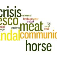 Ongoing Crisis: Horsemeat Scandal at Tesco (part 1)