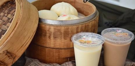 【中式早餐】結合外送平台,包子送到家,甜的包子、鹹的包子通通冰起來當早餐!安記肉包