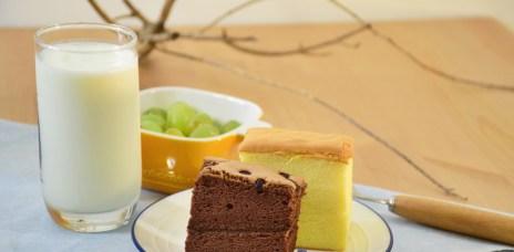 【台中大肚區點心】料多到爆漿的古早味蛋糕-日初小島-當點心、彌月都超合適!