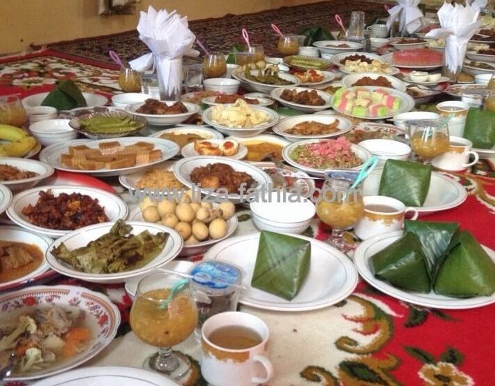 Tradisi Tujuh Bulanan di Aceh