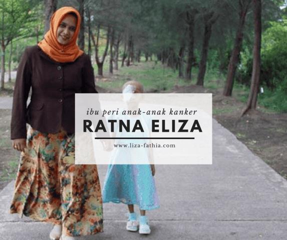 Ratna Eliza, Ibu Peri Anak-Anak yang Menderita Kanker