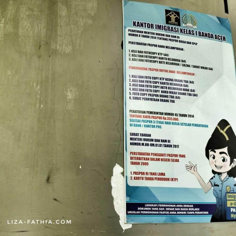 syarat perpanjang paspor