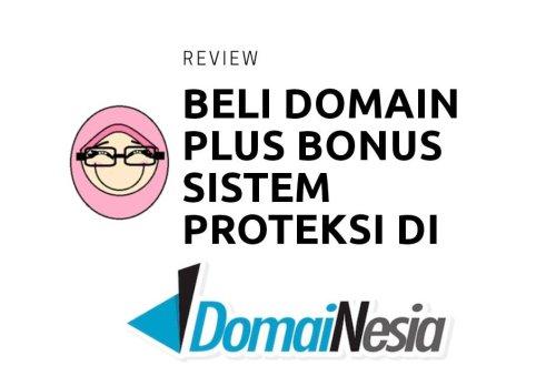 beli domain gratis SLL termurah