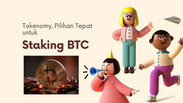 staking btc