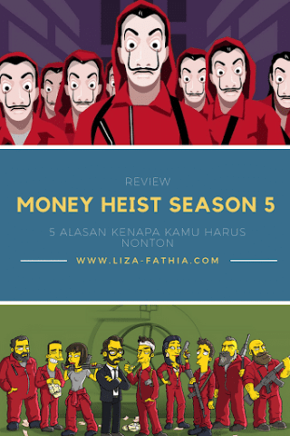 Review Money Heist Season 5