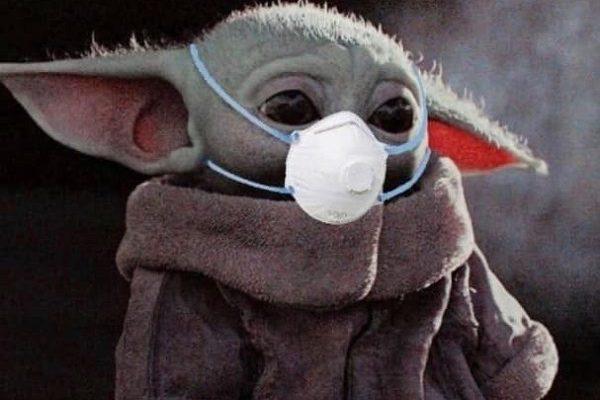 Смешные мемы про коронавирус и картинки про карантин