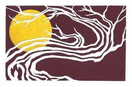 Elizabeth Goss, The Long Lone Tree, Maroon