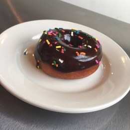 Chocolate Frosted Doughnut