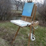 Winston Churchill, Plein Air Painting, Dead Rats and Towed Cars