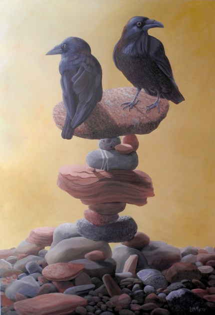 Balancing Act ©liza myers