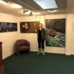 How to Hang an Art Show