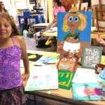 Whirlwind of Art: Summer Aartz