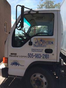 Armadillo Shipping!