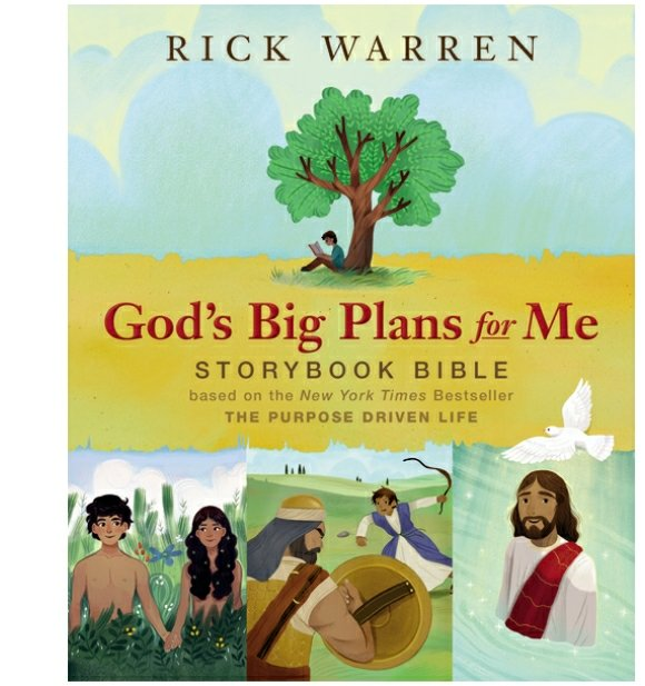 God's Big Plans for Me Storybook Bible + Giveaway – Cats ...