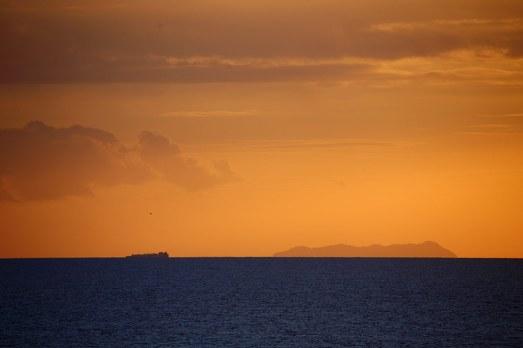 Eröffnung einer Zukunft. Aufbruch durch die Adria und ein bisschen Kroatien am Horizont.