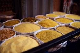 Müll? Das ist morgen auf dem Markt in Casablanca. Noch geht die Offenware.