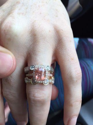 Rebekah's family heirloom rings