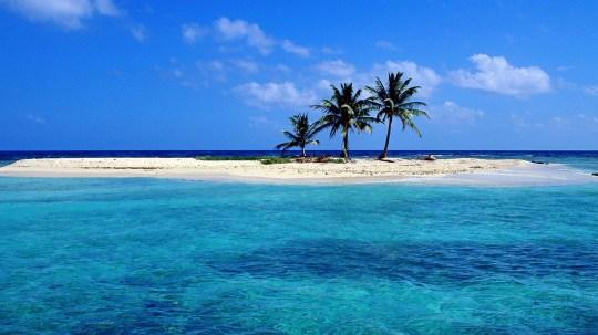 Belize Pirate Caye