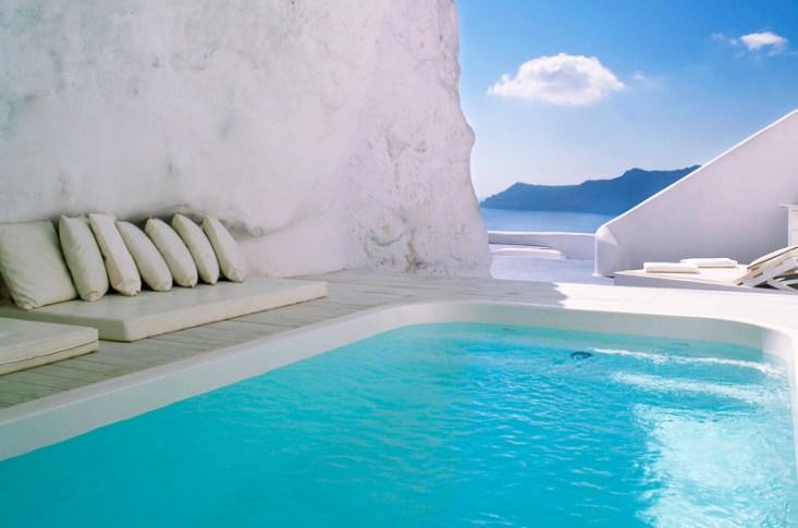 Santorini Katikies Suites