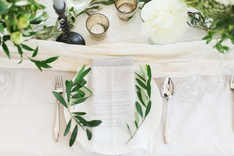 Botanical wedding theme | Liz Baker Fine Art Photography