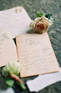 Fine Art Wedding Stationery Top Five | Liz Baker Fine Art Photography