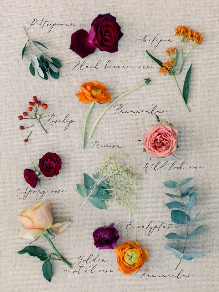 Botanical wedding theme bouquet preservation | Liz Baker Fine Art Photography