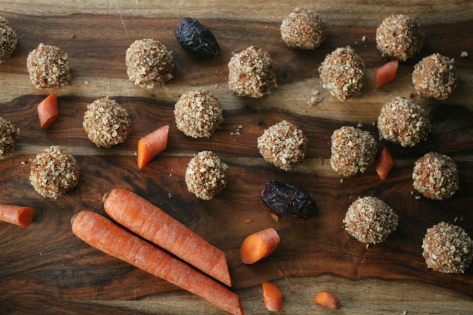 Carrot balls 2