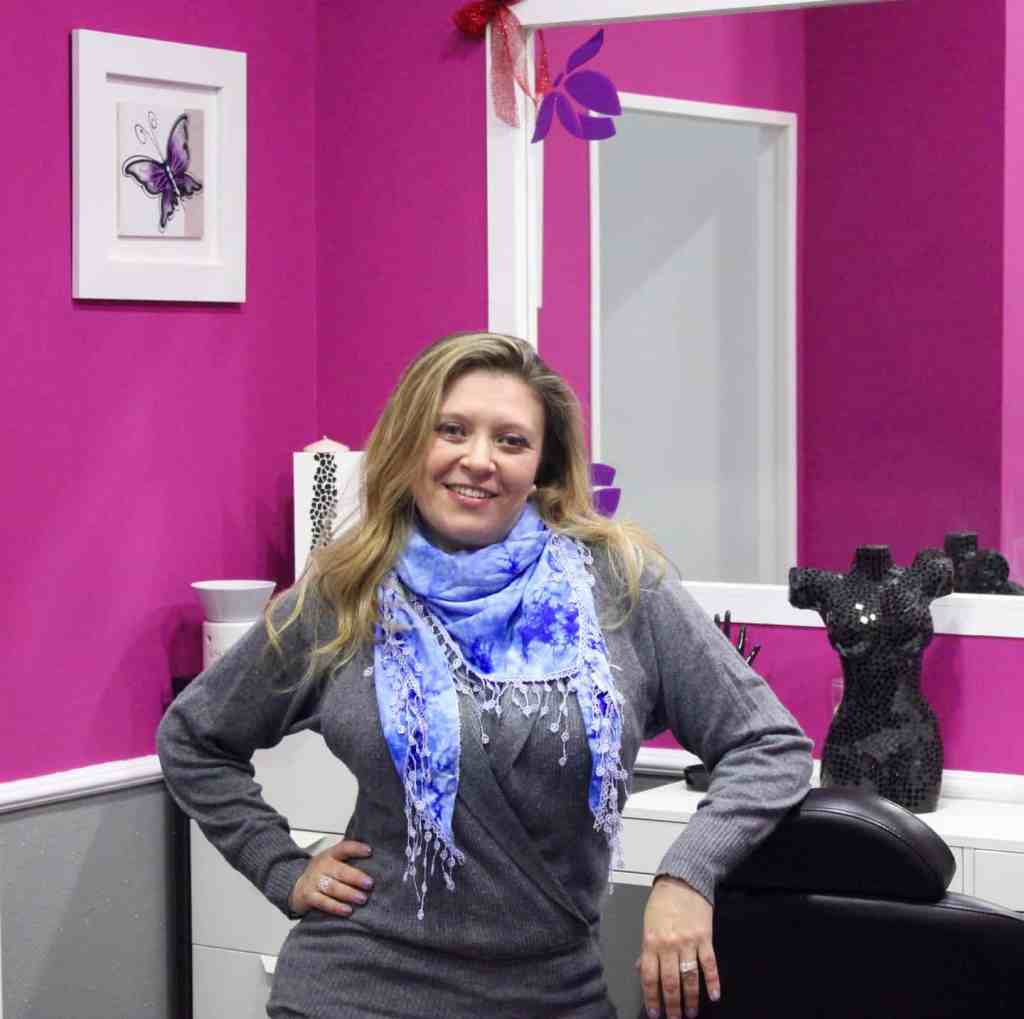 Directora del Centro Liz Castro Belleza Integral en Madrid